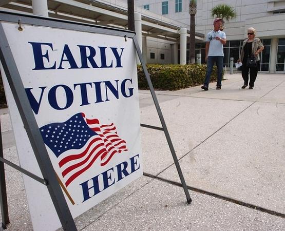 Vote early, vote foolish